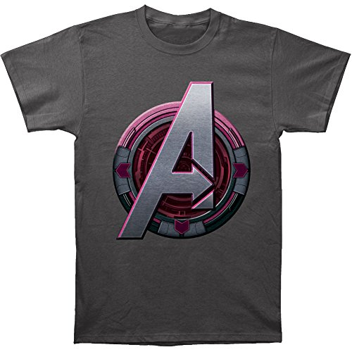 The Avengers Age of Ultron Hawkeye Assemble Logo Movie T-shirt Top