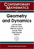 img - for Geometry And Dynamics: International Conference in Honor of the 60th Anniversary of Alberto Verjovsky, Cuernavaca, Mexico, January 6-11, 2003 (Contemporary Mathematics) book / textbook / text book