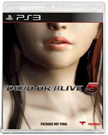 PS3 Dead or Alive 5 Collector's Edition