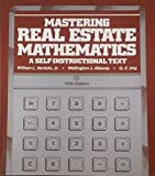 img - for Mastering Real Estate Mathematics book / textbook / text book