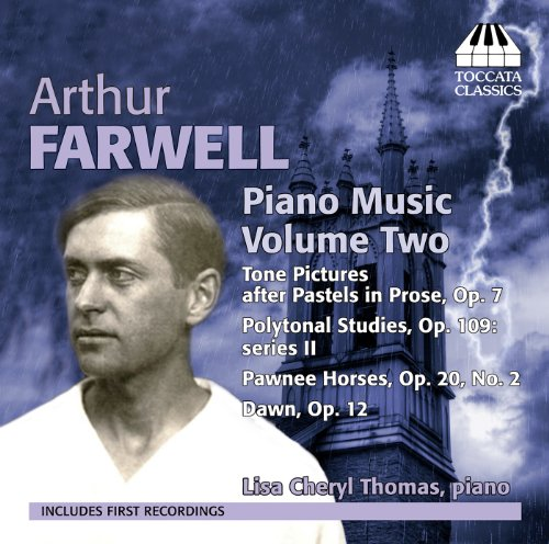 Farwell: Piano Music, Vol. 2