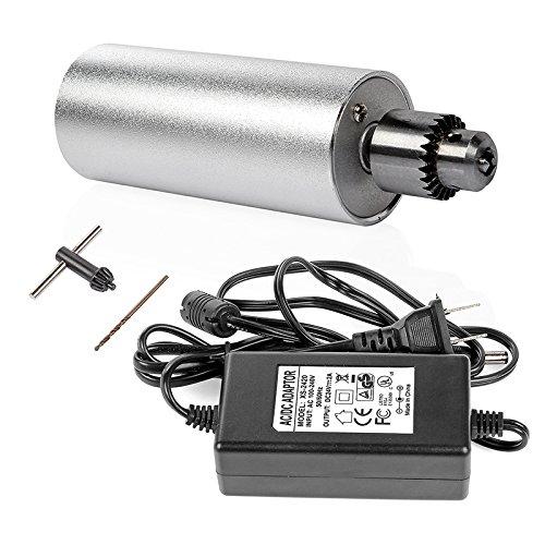 Sainsmart Dc 24V Aluminum Alloy Shell High-Speed Electric Power Pistol Grip Drill Kit