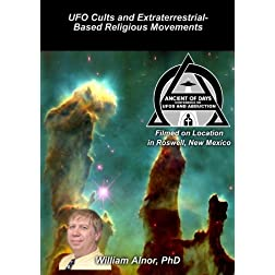 UFO Cults and Extraterrestrial-Based Religious Movements