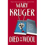 Died in the Wool: A Knitting Mystery ~ Mary Kruger