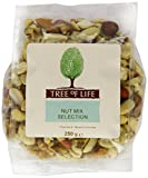 Tree Of Life Mixed Nuts 250 g (Pack of 6)