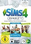 Die SIMS 4 - Bundle 1 (Code in der Bo...
