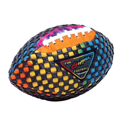 BSN Sports Fun Gripper Mini Football, 7-Inch