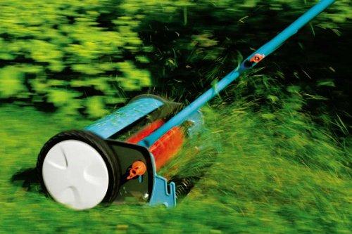 Gardena 4023 15-Inch Silent Push Reel Lawn Mower 380 image