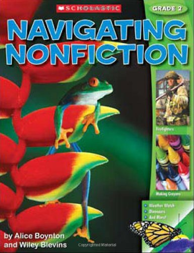 Navigating Nonfiction, Grade 2