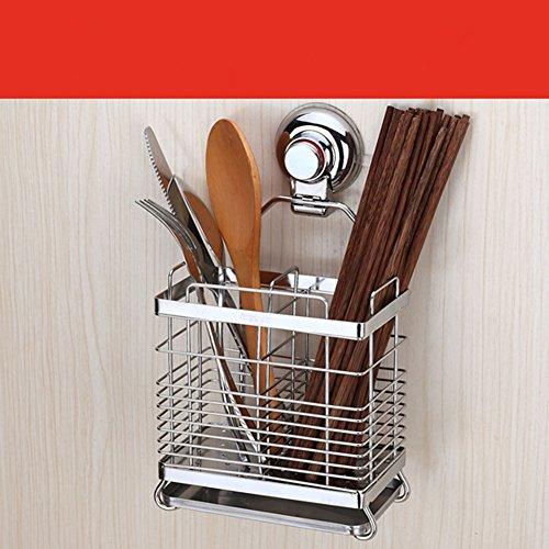 Mylifeunit support rotatif 360 0743270877322 cuisine for Rangement ustensile cuisine