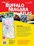 img - for Buffalo Niagara Atlas 12th Edition book / textbook / text book