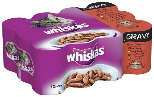 whiskas-can-gravy-selection-12-x-400-g-pack-of-2