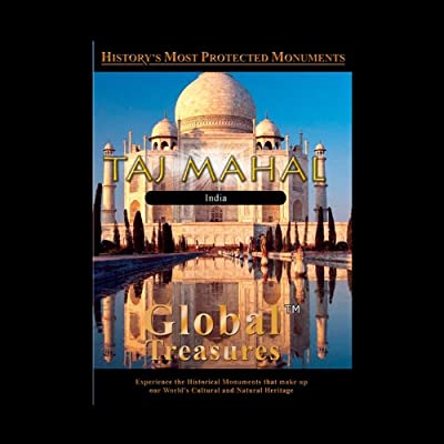 Global Treasures Taj Mahal India