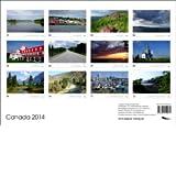 Canadá 2014 calendario de pared DIN A3 español/inglés