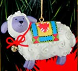 Carlton Cards Lambie Pie Christmas Ornament