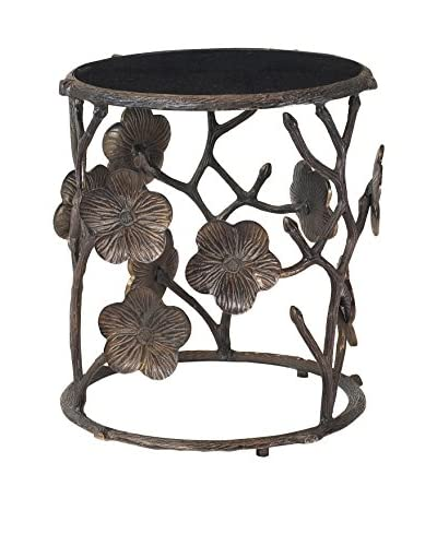 Coast to Coast Metal Accent Table, Bronze