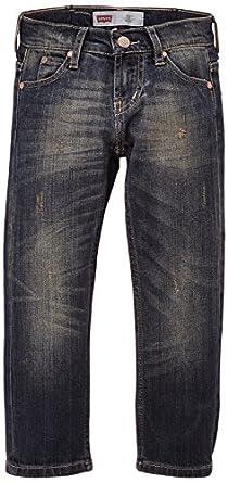 Levi's 511 R - Jeans - Uni - Garçon - Bleu (Indigo) - FR: 10 ans (Taille fabricant: 10 ans)