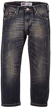Levi's 511 R - Jeans - Uni - Garçon - Bleu (Indigo) - FR: 5 ans (Taille fabricant: 5 ans)