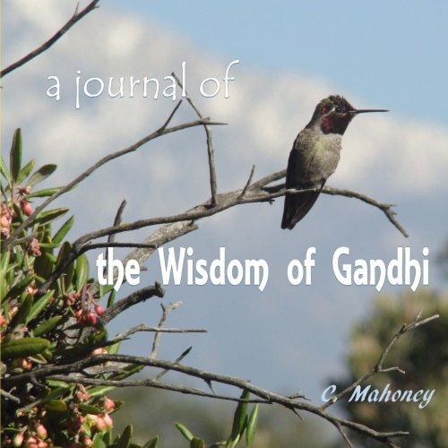 A Journal of The Wisdom of Gandhi image