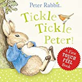 Beatrix Potter Peter Rabbit Tickle Tickle Peter Book - A First Touch and Feel Book