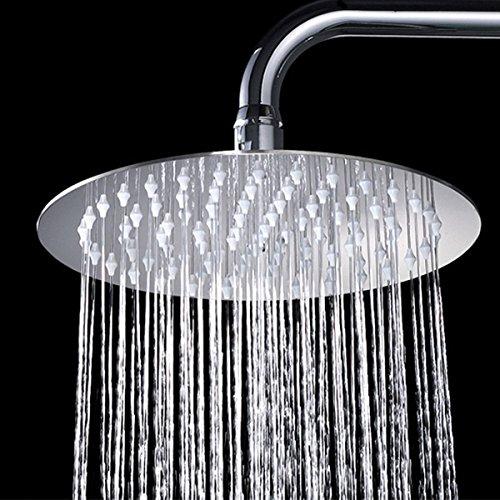 Zovajonia-8-Rainfall-Shower-HeadUltra-thin-Stainless-Steel-High-Polish-ChromeLuxury-Durable-Rain-ShowerheadRain-Style-Waterfall-Effect