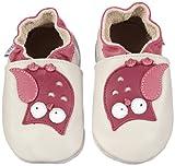 Bobux 460609, Unisex Baby Lauflernschuhe, Weiß (weiß), M EU