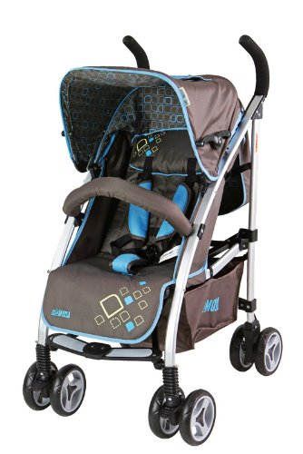 Dream On Me / Mia Moda Luna Bella Umbrella Lifestyle Stroller