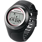 Garmin Forerunner 410, 124 x 95 Pixeles, 48 x 16 x 71 mm, 60 g, Garmin Connect, Garmin Training Center, Windows XP/Vista/7, Mac OS 10.4.11, Negro