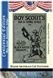 img - for Boy Scouts' Woodcraft Lesson or Proving Their Mettle in the Field - Annotated Edition (The Boy Scout Series by Fletcher) book / textbook / text book