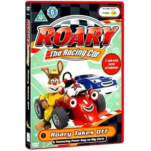 Roary The Racing Car Roary Takes Off 2008 DVDRiP KiDDoS (A UKB KvCD By Raven2007) preview 0