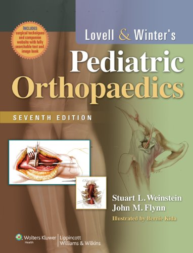 Stuart L. Weinstein  John M. Flynn - Lovell and Winter's Pediatric Orthopaedics