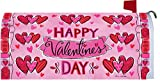 Valentine's Banner Magnetic Mailbox Cover Holiday Hearts Mailbox Makeovers
