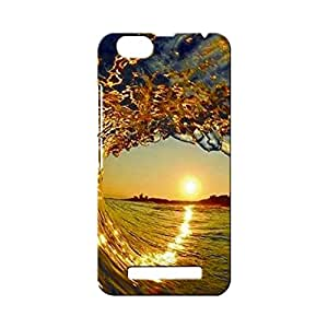 BLUEDIO Designer Printed Back case cover for Lenovo Vibe C ( A2020) - G0720