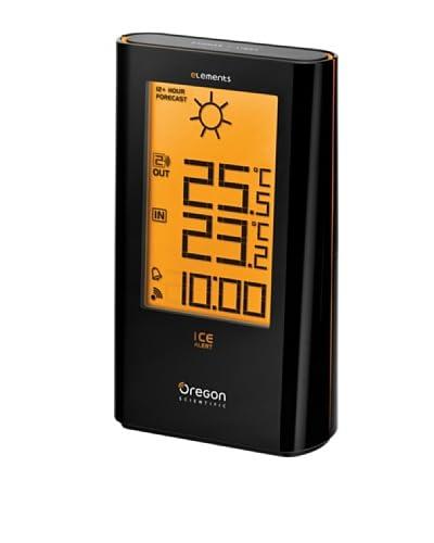 Oregon Scientific Estación Meteorológica + Reloj Elements EW93