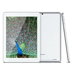 Ainol Novo 8 Discovery Tablet PC Android 4.1 8 pouces Quad Core 178° Visible IPS écran 2G RAM 16GB Bleutooth 10 points de Multi-Touches Wifi - Blanc