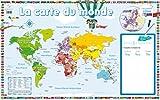 Poster La carte du monde