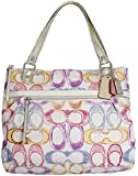 Coach Limited Edition Dream Glam Shopper Tote 19023 Multicolor