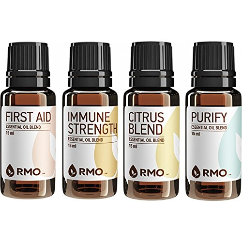 Blend Essential Kit by Rocky Mountain Oils