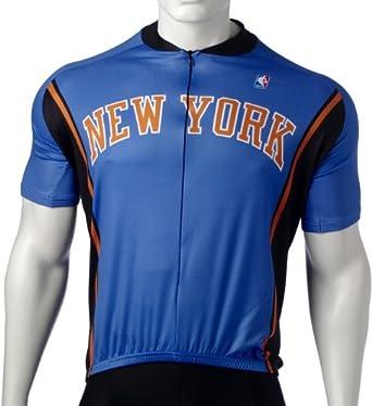 NBA New York Knicks Ladies Cycling Jersey by VOmax