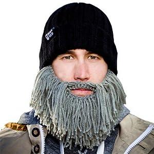 Beard Head, Barbarian Beard Head, Vagabond, Grey