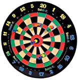 Doink It Dartboard and Doink Darts Refill Pack Set