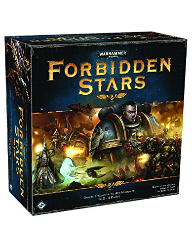 Forbidden Stars Board Game (Warhammer Board Game compare prices)