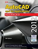 img - for AutoCAD and Its Applications Advanced 2012 book / textbook / text book