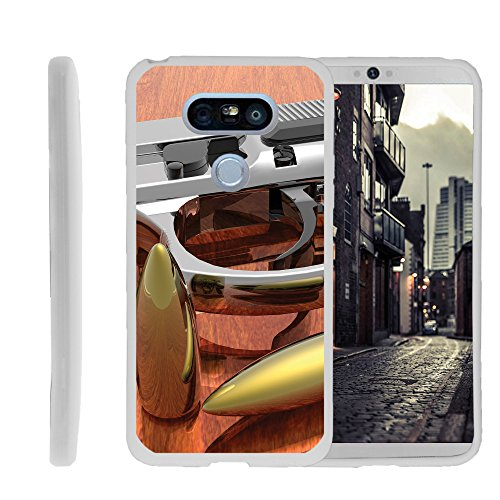 Case for LG G5, Slim Glove like Skin with American Gun Collection | by Miniturtle® - Gun and Ammo