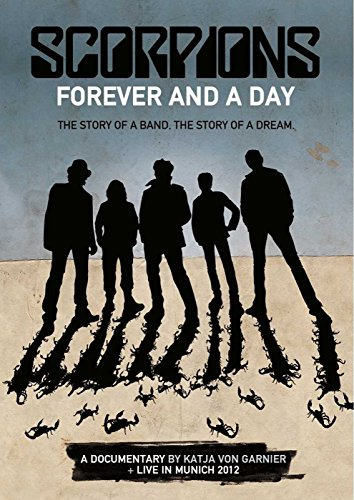 Scorpions - Forever And A Day+Live In M. (2 Dvd)