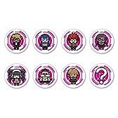 ダンガンロンパ 希望の学園と絶望の高校生 The Animation ジェルストラップコレクション ダンガンロンパ CHAPTER 02 (キャラクターストラップ) BOX