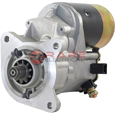 NEW GEAR REDUCTION STARTER FORD FARM TRACTOR 8340 8340SL 8340SLE 8360