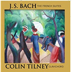 French Suite No. 1 in D minor, BWV 812: IV. Menuet I-II