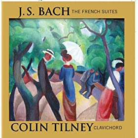 French Suite No. 6 in E major, BWV 817: I. Allemande