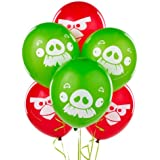 Angry Birds Latex Balloons (6) Party Accessory